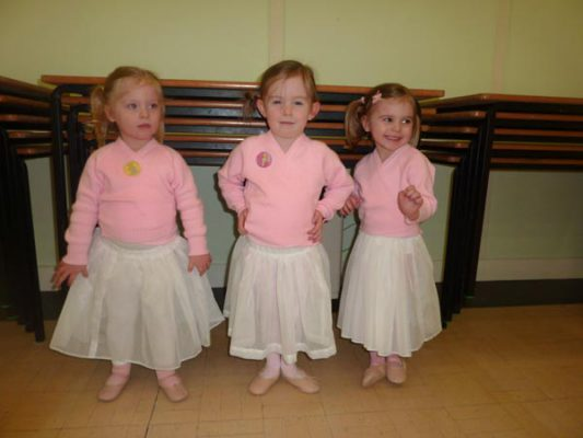 Our latest recruits January 2012