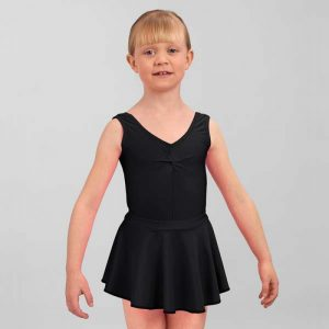 Simply Dance Academy Black Lycra Skirt