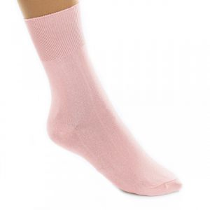 Simply Dance Academy Pink Ballet Socks