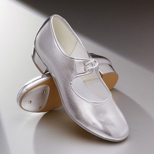 Simply Dance Academy Silver Tap Shoes