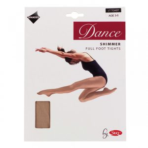 Simply Dance Academy Toast Coloured Tights